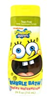 Nickelodeon Spongebob Bubble Bath 24 Ounce