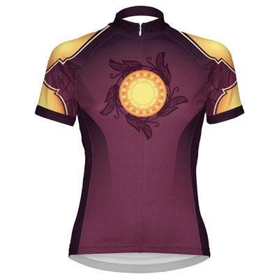 Image of Primal Wear 2012 Women's Solstice Cycling Jersey - SOLSJ60W (B005ZHWGAK)