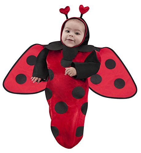 Infant Sized Baby Bug Newborn Costume 0-9 Months