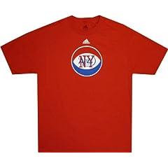 New York Nets Vintage Logo Adidas ABA T Shirt by adidas