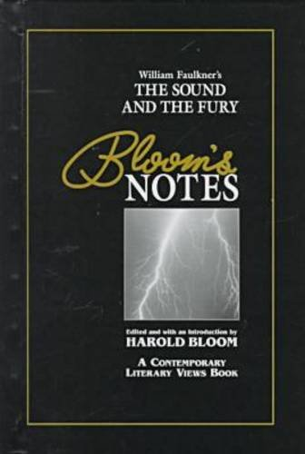 The Sound & the Fury (Bn) (Oop) (Bloom's Notes)