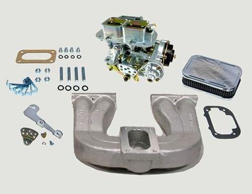 Carburetor Kit 32//36 DGEV-Elektric Choke Authentic Weber For Chevrolet Nissan