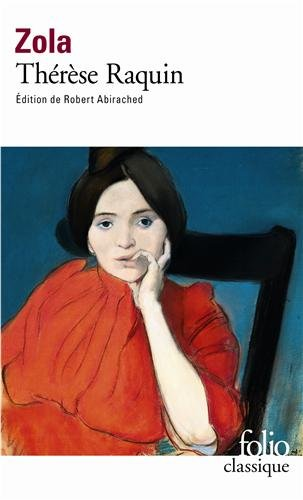 Therese Raquin (Folio (Gallimard)) (French Edition)