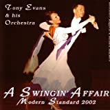 Tema International Ltd A Swinging' Affair - Modern Standard 2002 CD Music For Dancing recorded in tempo for music teaching performance or general listening and enjoyment