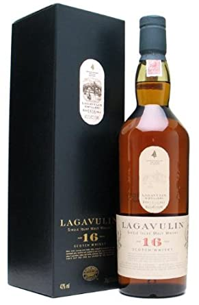 Lagavulin Scotch Single Malt 16 Year 750ML