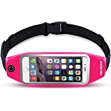 UFashion3C Running Belt & Fitness Workout Belt Waist Pack Pouch Bag For IPhone 7, 7 Plus, 6s, 6s Plus, 6, 6 Plus...