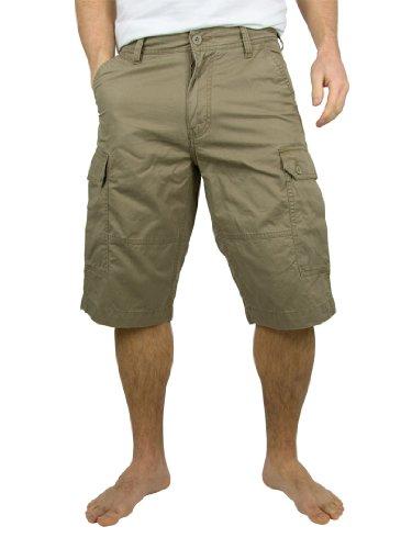 Wrangler Safari Khaki Cargo Shorts