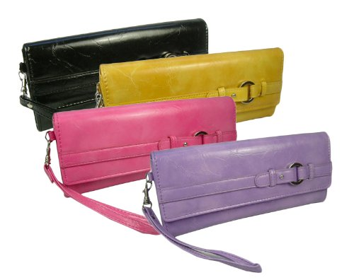 Mundi 3 for All Wristlet Wallet Purse in Choice of Spring Colors