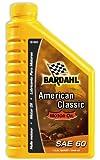 Bardahl 6180 American Classic SAE 60 Motor Oil - 1 Liter Bottle