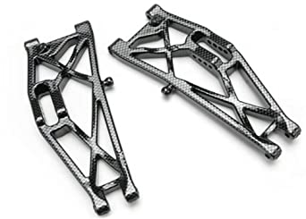Traxxas 5533G Rear Suspension Arms in Exo-Carbon, Jato