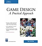 img - for [ Game Design: A Practical Approach [With CDROM] (Charles River Media Game Development) by Schuytema, Paul ( Author ) Jul-2006 Paperback ] book / textbook / text book