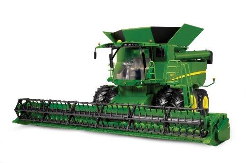 Ertl Big Farm 1:16 John Deere S670 Combine front-372635