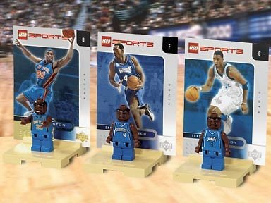 41l CxjhJbL Cheap Price LEGO Sports NBA, Magic, Sacramento, New York 3567