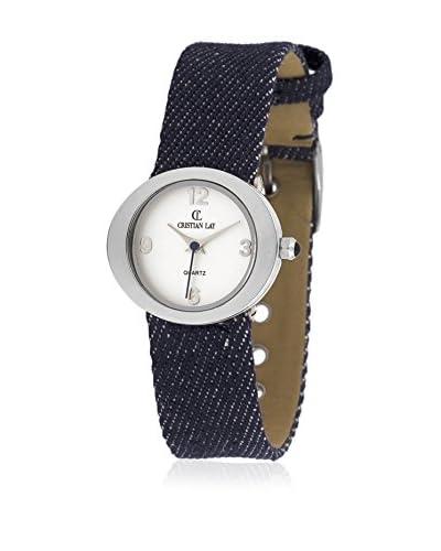 Cristian Lay Reloj de cuarzo 18296 Azul 26 mm