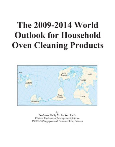 The 2009-2014 World Outlook For Household Oven Cleaning Products front-409873