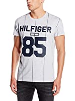 Hilfiger Denim Camiseta Manga Corta (Crudo)