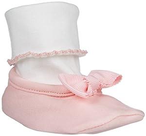 kate spade york Baby Girls' Cap & Bootie Set (Baby)