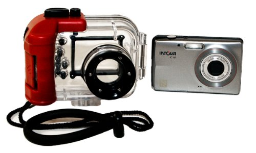 Intova IC12 Digital Waterproof Camera