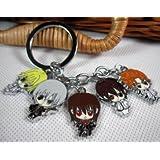 Vampire Knight Keychain Key chain