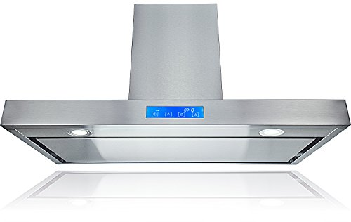 "Akdy 30"" Kitchen Wall Mount Stainless Steel Range Hood Az-62750Ps2 With Sound Absorbing Panel"