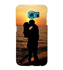 Lovely Romance 3D Hard Polycarbonate Designer Back Case Cover for Samsung Galaxy S6 :: Samsung Galaxy S6 G920