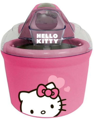 Hello Kitty Ice Cream Maker - Pink (APP-94209)