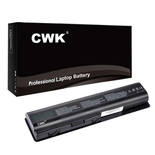 CWK� New Replacement Laptop Notebook Battery for HP/Compaq HSTNN-IB73 HSTNN-IB79 HSTNN-IB96 HSTNN-LB72 HSTNN-LB73 516477-191 516915-001 534115-291 EV06 EV06047 EV06055 462890-751 462890-761 462891-141 462891-142 462891-161 462890-421 485041-003 Compaq HP