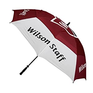 Wilson Staff Pro Tour Golf Umbrella, 68-Inch