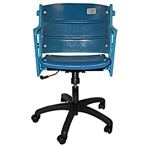 MLB New York Yankees Sports Themed Office Chair - Authentic Yankee Stadium Seat by Steiner Sports