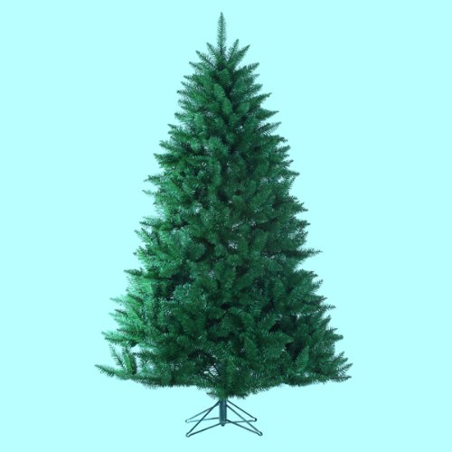 Kurt Adler 7′ Unlit Pine Christmas Tree image