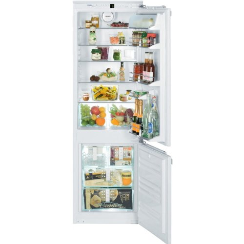Liebherr Hc-1050 9.4 Cu. Ft. Capacity Integrated Refrigerator / Freezer With Ice Maker - Custom Panel