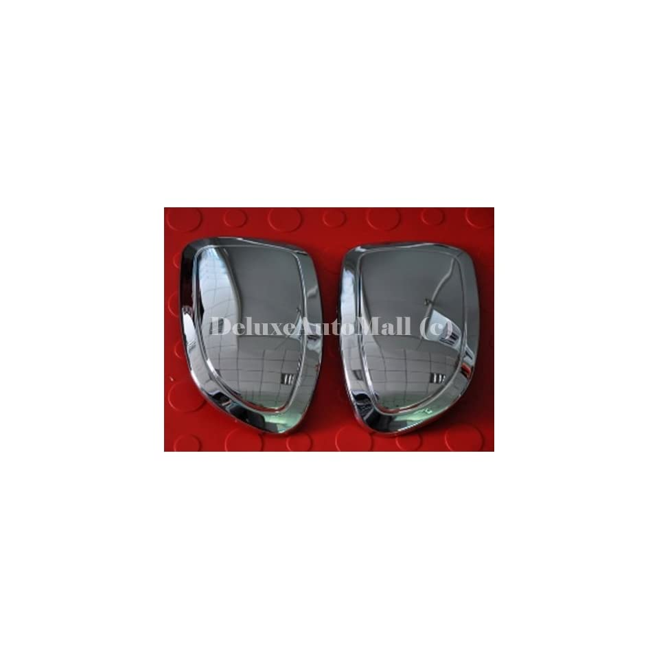 2002 2003 2004 2005 2006 Cadillac Escalade / Chevy Avalanche Chrome Mirror Caps / Covers (2PIECES Right+Left)