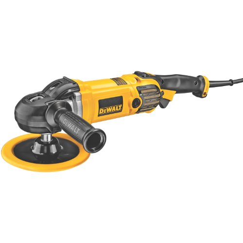 DEWALT DWP849X 7-Inch/9-Inch Variable Speed Polisher with Soft Start picture