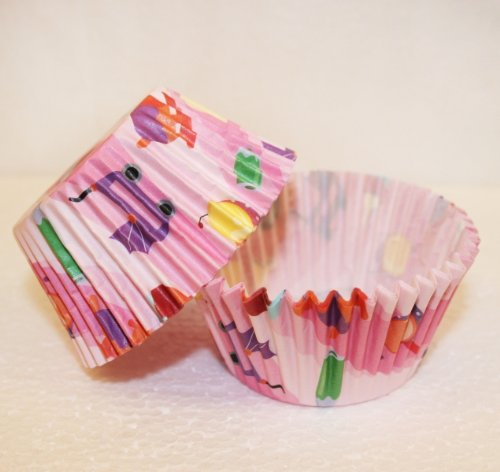 50 Paper Baking Cups