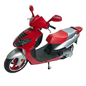 """Amazon.com : Gas Motor Scooter """"The Commuter"""" 150cc : Gas ..."""