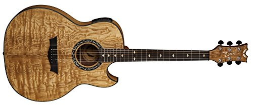 Dean EXQA GN Exhibition Quilt Ash Acoustic-Electric Guitar with Aphex - GN (Pitbull Quilts compare prices)