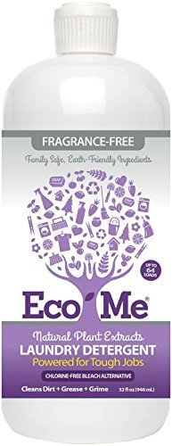 Eco-Me Laundry Detergent (Fragrance Free) 32oz