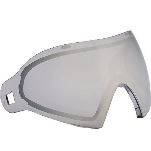DYE Precision i4 Goggle Replacement Lens - Dyetanium Smoke/Silver by Dye (Lens For Dye I4 compare prices)