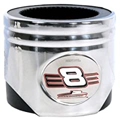 Set of 2 #8 Dale Earnhardt, Jr. Piston Koozie by DK HUSKY RACING