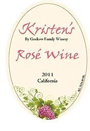 2011  Gnekow Family Winery Kristen\'s Rose 750ml