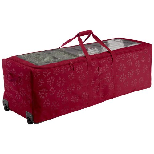 Classic Accessories 57-004-014301-00 Christmas Tree Rolling Storage Duffel