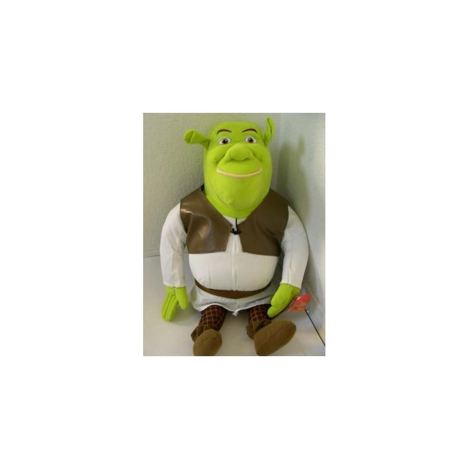 24 Large Shrek Plush Toy 100% Ogre Stuffed Animal