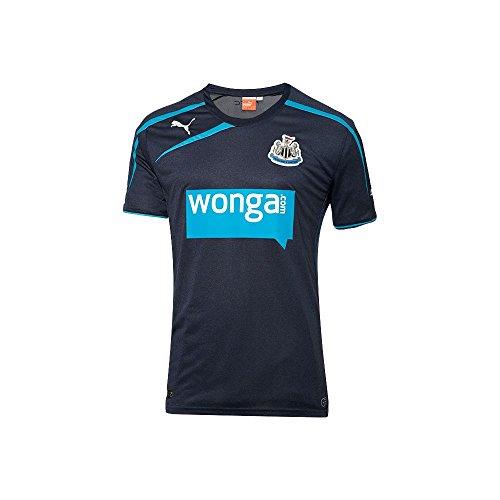 Puma Newcastle AWAY Replica Jersey [DARK DENIM HEATHER] (M) (Newcastle United Jersey compare prices)