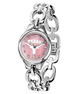 Texas Ladies Eclipse Mother of Pearl Watch by SunTime