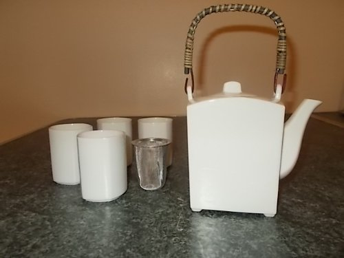 Six Piece Tea Set