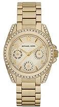 Hot Sale Michael Kors Women's MK5639 Blair Gold-Tone Watch