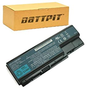 Battpit™ Laptop / Notebook Battery Replacement for Acer Aspire 7736Z-4088 (4400mAh / 48Wh)
