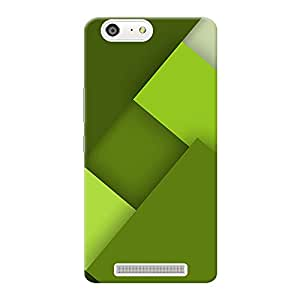 Mobile Back Cover For Gionee Marathon M5 (Printed Designer Case)