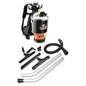 Hoover Low-Pile Vacuum Cleaner, 9.2 Lbs, Black