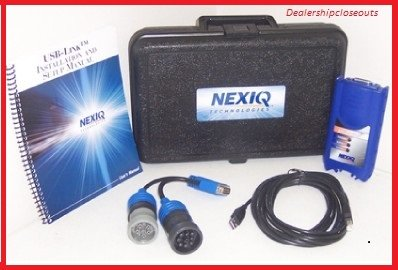 Nexiq Usb Link Vehicle Interface Bluetooth 125032 Nexiq Usb Link Vehicle Interface Bluetooth New No Clones Nexiq